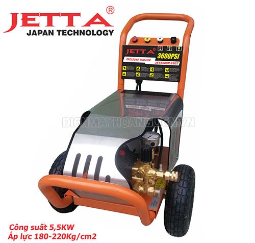 Máy rửa xe cao áp Jetta 5.5KW 3600PSI