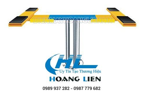 cầu nâng 1 trụ rửa xe bàn nâng chữ H