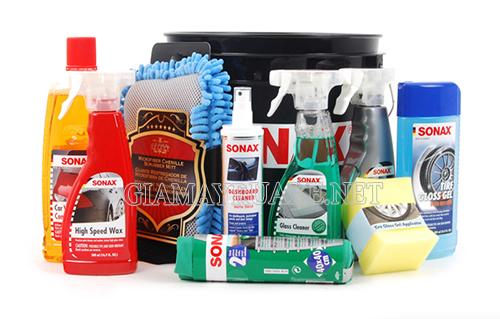 Nước rửa xe Sonax đảm bảo sạch và an toàn cho xe của bạn