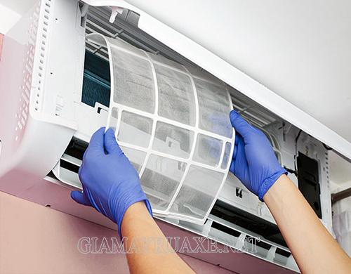 Cách vệ sinh máy lạnh hiệu quả