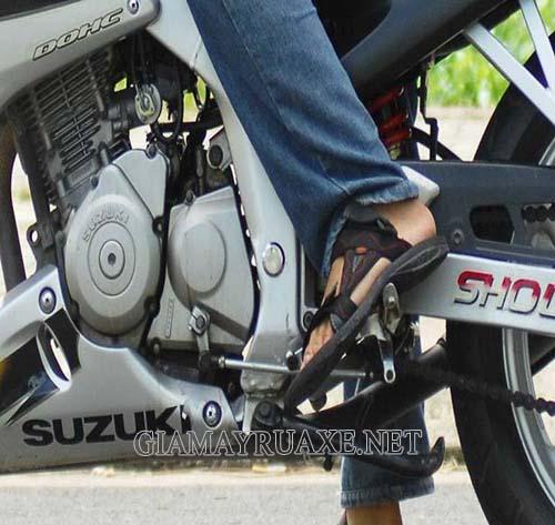 cách xử lý xe máy bị kẹt số