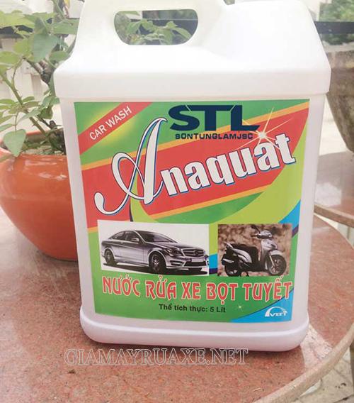 Nước rửa xe Anaquat
