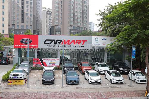 Trung tâm rửa xe Carmart