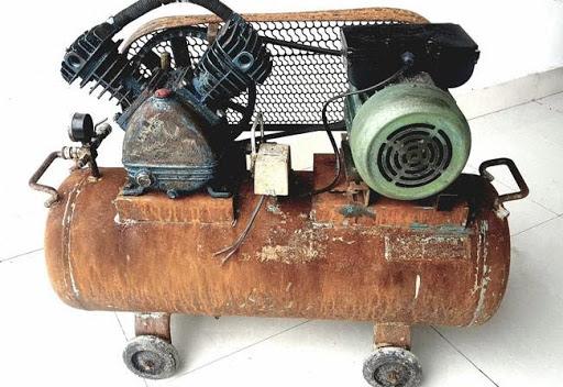 Thanh lý máy nén khí nhật bãi