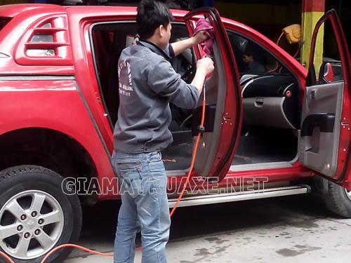 Chăm sóc khách hàng là những điều cần lưu ý khi kinh doanh rửa xe