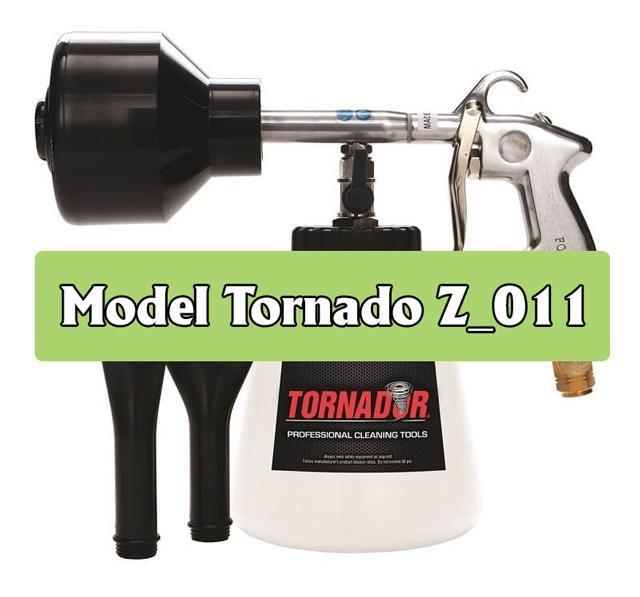 Bình rửa xe bọt tuyết Tornado Z_011