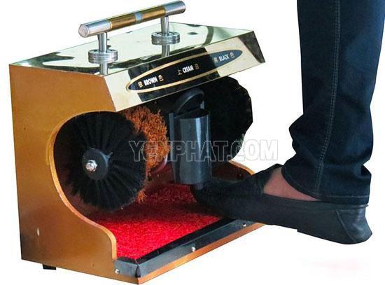 Cách khắc phục lỗi thường gặp của máy đánh giày?