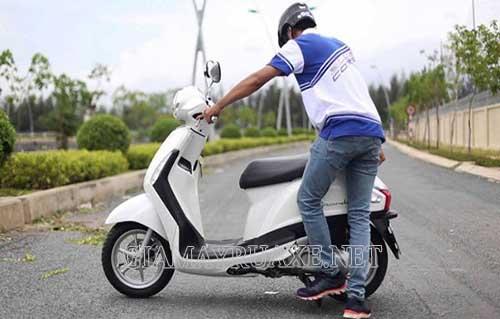 Cách xử lý xe máy bị hóc số