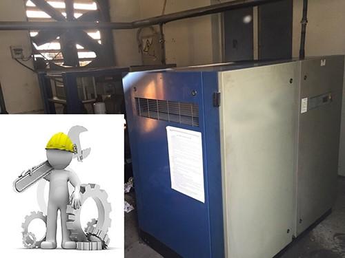bảo dưỡng máy sấy khí giúp máy vận hành tốt hơn