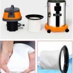 Các bước vệ sinh thiết bị hút bụi công nghiệp