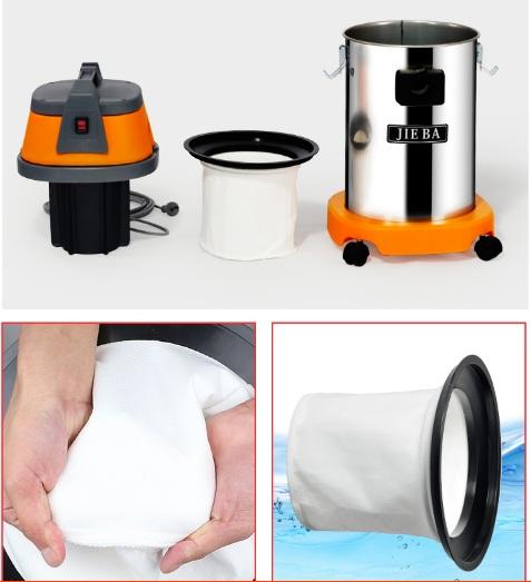 Cách vệ sinh máy hút bụi công nghiệp đúng chuẩn và nhanh nhất