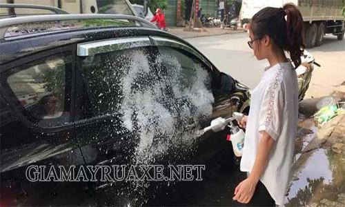 Thiết bị rửa xe máy chuyên nghiệp