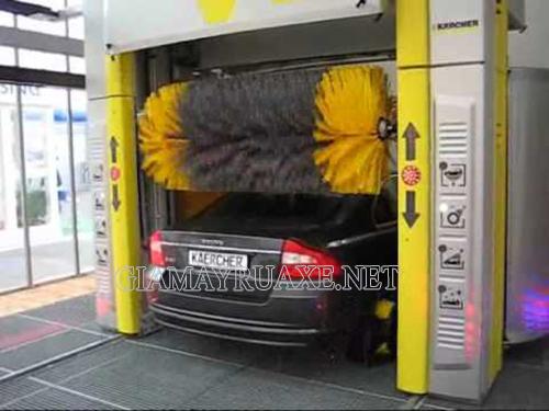 Máy rửa xe tự động