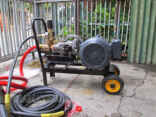 Cách sửa máy rửa xe tại nhà