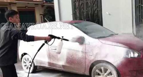 Lợi ích của công nghệ rửa xe không chạm