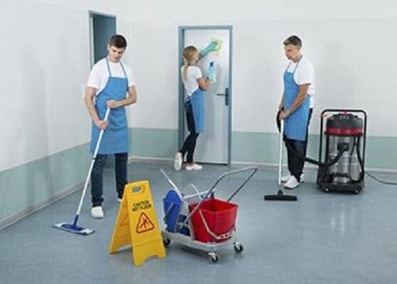Vệ sinh công nghiệp là gì? Các dụng cụ vệ sinh công nghiệp