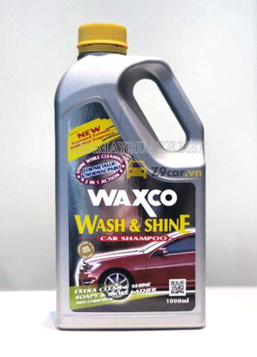 Nước rửa xe Waxco