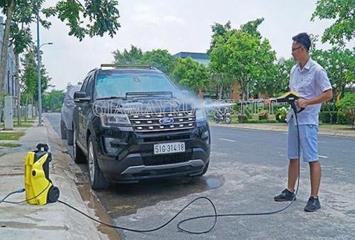 Rửa xe Carmart