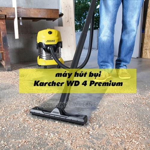 Model hút bụi Karcher WD 4 Premium