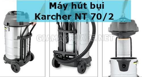 Model hút bụi Karcher NT 70/2 Me
