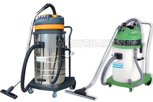 Vỏ máy thường được làm từ inox hoặc nhựa ABS nguyên sinh