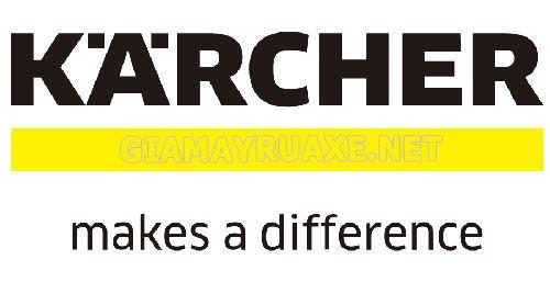 Thương hiệu máy hút bụi Karcher nổi tiếng trên toàn thế giới