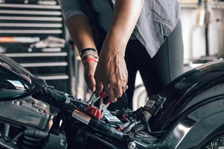 bảo dưỡng xe máy định kỳ