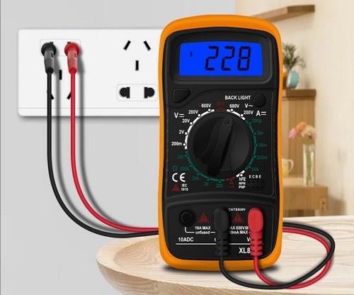 Cách đo dòng điện