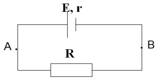 Các công thức tính cường độ dòng điện