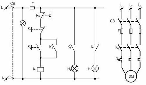 Sơ đồ mạch điện công nghiệp