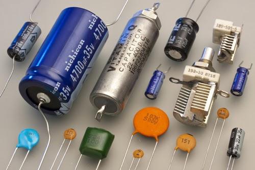 Tụ điện là gì, tụ điện có tác dụng gì và các loại tụ điện