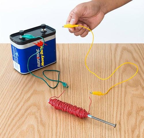 Cách làm nam châm điện