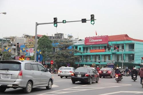 Ý nghĩa đèn giao thông