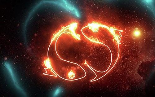 Biểu tượng của cung Song Ngư
