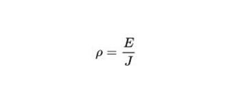 điện trở suất của 1 vật liệu là gì