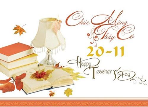 Lời chúc mừng 20/11 ý nghĩa nhất cho đồng nghiệp