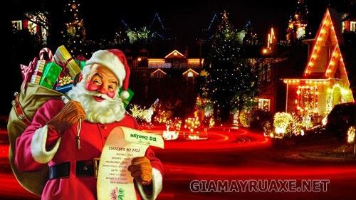 lời chúc Giáng sinh bằng tiếng anh cho khách hàng