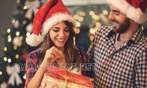 Lời chúc giáng sinh bằng tiếng anh đơn giản cho người yêu