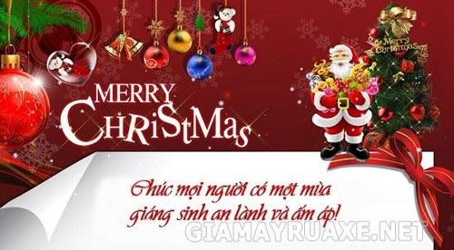 Lời chúc giáng sinh cho người công giáo