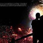 Lời chúc mừng tết dương lịch cho người yêu
