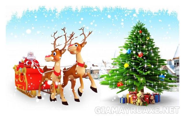 Lời chúc noel và năm mới hay nhất