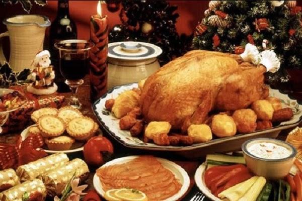 Những món ăn trong ngày giáng sinh