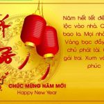 Lời chúc năm mới cho khách hàng hay nhất