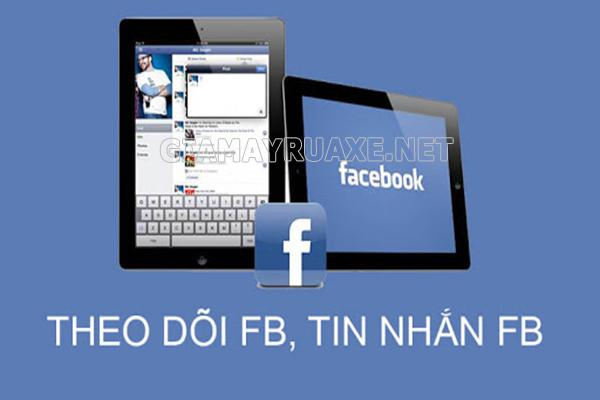 cách theo dõi facebook của người khác