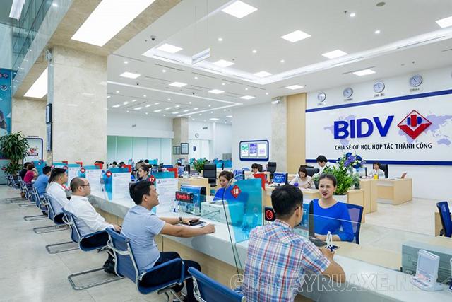 Các giai đoạn phát triển của BIDV