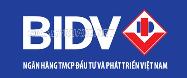 biểu tượng ngân hàng bidv