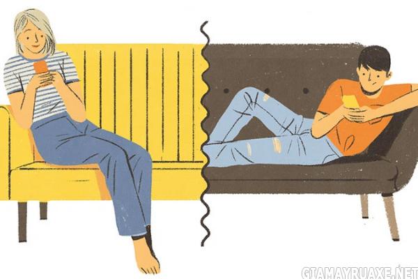cách chia tay khi yêu xa