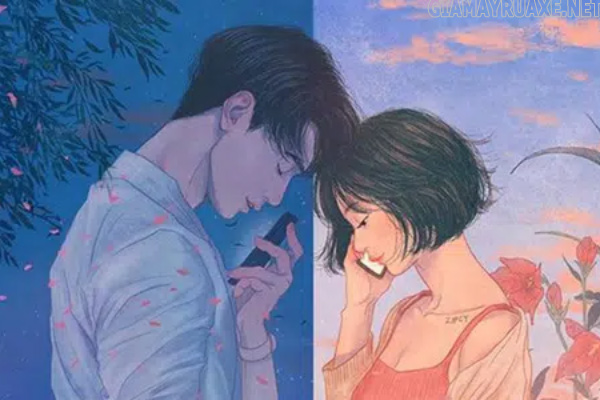 dặn dò người yêu trước khi chia tay