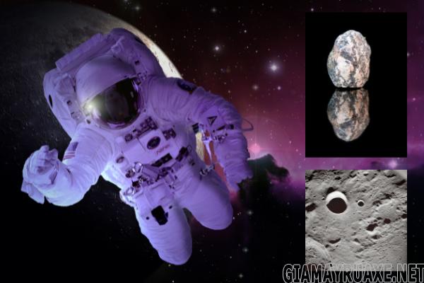 dấu hiệu mặt trăng là vệ tinh nhân tạo