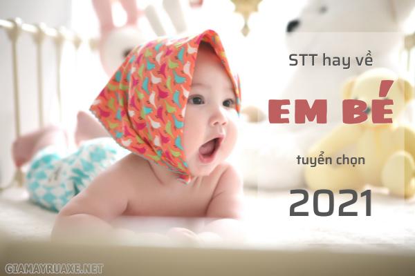 stt hay về em bé